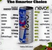 NEVO ENERGY DRINK