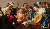 Instrumental music in the Baroque era