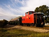 Train Ride in Northwest Arkansas!