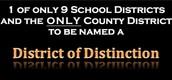 Somos un distrito de distinction