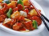 Yin's sweet & sour chicken