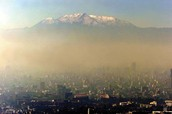 Pollution in Mexico City