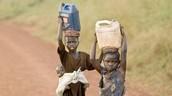 Tanzanian People and Water