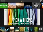 Slides and themes