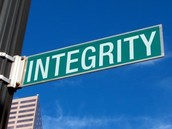 Word of the Week - INTEGRITY