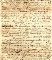 The Letter Sam Houston Wrote