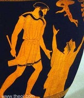 Hephaestus and Pandora