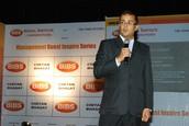 Chetan Bhagat @ BIBS Event
