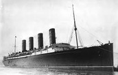 U-boat sunk the Lusitania - May 7, 1915