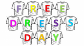 Free Dress Day - January 15