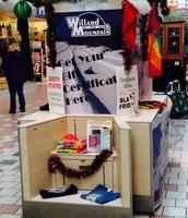 Willard Mountain is at Wilton Mall!