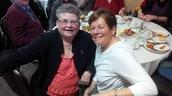 Glenda Suggitt and Joanne Arnold