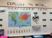 Exploring North America in 3rd Grade