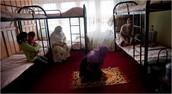 10) Help start a womens shelter in Pakistan