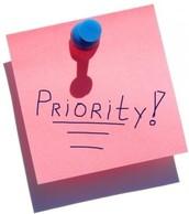Priority Registration This Week!