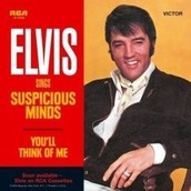 Suspicious Minds #3 song hit
