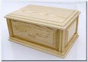 Keepsake Ashe Box
