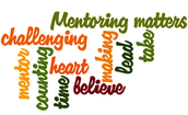 Mentoring . . . the heart of support.