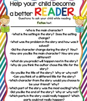Tips to help your child become a better reader!