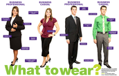 Dressing for Men/Women
