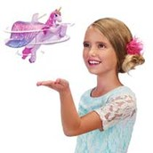 flying fairy unicorn