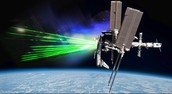 L'Estació Espacial Internacional podria algun dia estar armat amb un làser...