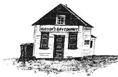 Hudson Bay Company Trading Post