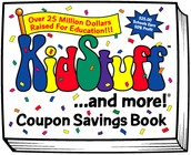 Kid Stuff Book Sale Important Information