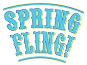 Spring Fling Friday 5-7pm