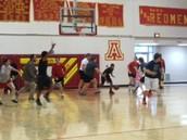 Senior/Staff Basketball Game