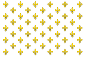 The flag of the royal family of France