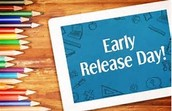 January 15th is Early Release Day!