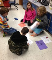 Discussing the finishing touches of a reader's theater