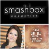 Smashbox Exec Joins R+F