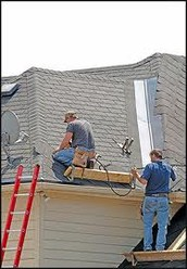 A Local Roofing Company