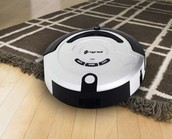Our vacuuming Robot