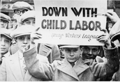Down with child labor!