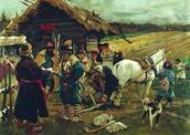 Peasants and serfs