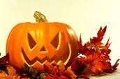 History of halloween...