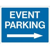 Special Event Parking and Dismissal