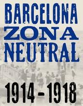 """Dia 11 """"Barcelona  Zona  neutral"""", Fundació Joan Miró"""