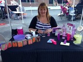 SO excited to Introduce Jamberry Nail Wraps to the Upland Farmer's Market!