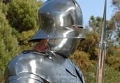 Knighthood, Chivalry/war (Q3 Brandon Gore)