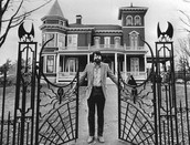 Stephen King's Victorian Home
