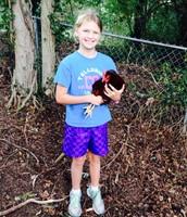 Grace Ellen and Her Little Red Hen