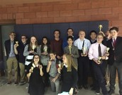Congratulations to the MJS Debate Team for winning first place in this Saturday's debate!