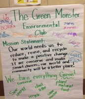 Green Monsters are turning everything green!