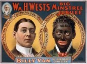 Jim Crow Picks fun at African Americans