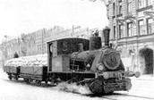 Ferrocarril en la Unión Soviética (1922–1991)