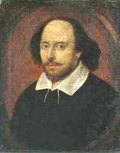 A little about Shakespeare